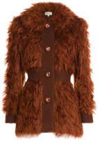 Isa Arfen Faux Fur Jacket