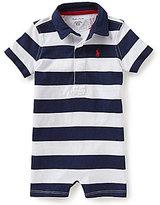 Ralph Lauren Baby Boys 3-24 Months Rugby-Stripe Shortall