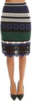Sea Pencil Skirt