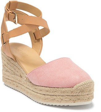 Nine West Ava Espadrille Wedge Sandal