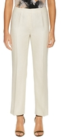 Lafayette 148 New York Linen High-Rise Pant