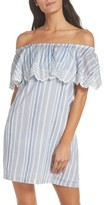 Pilyq Women's Penelope Embroidered Cover-Up Dress