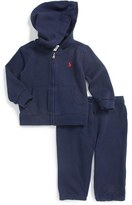 Ralph Lauren Infant Boy's French Terry Hoodie & Pants