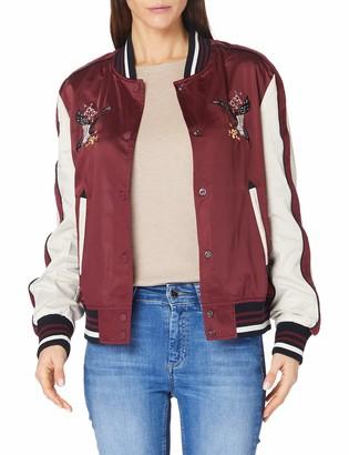 Superdry Women's Eagle Souvenir Bomber Jacket