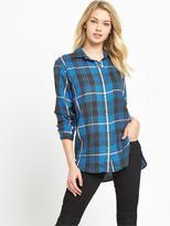 Denim & Supply Ralph Lauren Ralph Lauren Boyfriend Check Shirt - Halsey Plaid