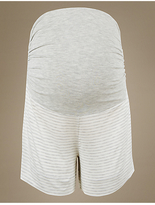 M&S Collection Maternity Over the Bump Shorts