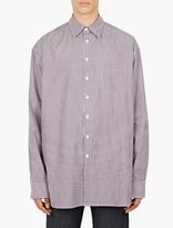 Raf Simons Extra Big Long Sleeved Shirt