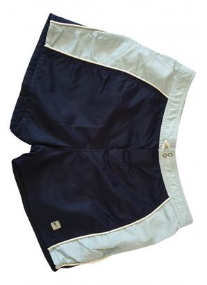 Nike Blue Synthetic Swimwear