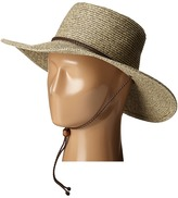 San Diego Hat Company UBM4453 4 Inch Brim Sun Hat with Twisted Adjustable Chin Cord