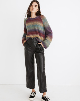 Madewell Space-Dye Dodworth Pullover Sweater