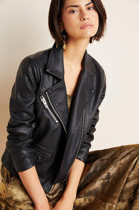Blank NYC Misty Faux Leather Moto Jacket
