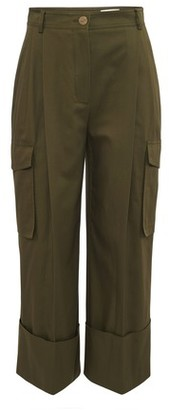 Alexander McQueen Military trousers
