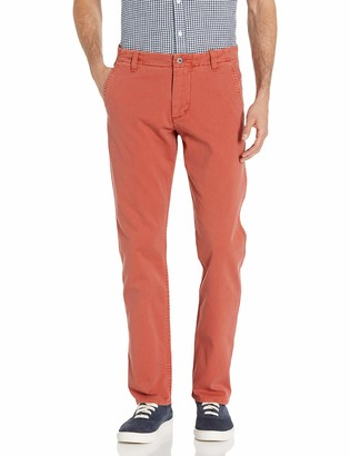 Dockers Alpha Khaki Stretch Mist Slim Tapered Flat Front Pant