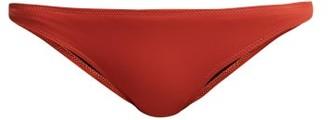 Solid & Striped The Eva Low-rise Bikini Briefs - Womens - Red