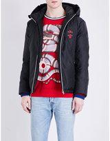 Gucci Logo-print Shell Jacket