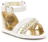 MICHAEL Michael Kors Girls' Baby Millie Sandal Crib Shoe