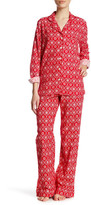 Joe Fresh Shirt & Pant Pajama Set
