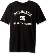 DC Men's Thebarber Short Sleeve Screen Tee
