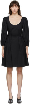 Brock Collection Black Rina Dress