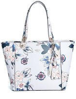 GUESS Kamryn Floral Tote