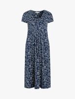 Seasalt Seed Packet Midi Tunic Dress, Trailing Vine
