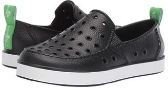 Sanuk Lil Walker (Little Kid/Big Kid) (Black/White) Kids Shoes