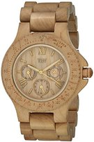 WeWood Sitah Beige Wooden Watch