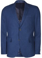 Jeff Banks Linen Blazer