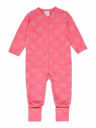 Sanetta Baby Girls Overall Camellia Rose Toddler Sleepers