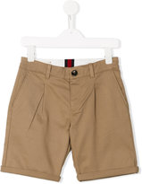 Gucci Kids - chino shorts - kids - Cotton/Polyamide/Spandex/Elastane - 5 yrs