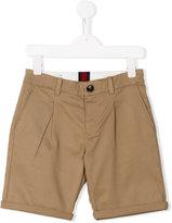 Gucci Kids chino shorts