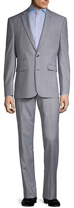 Vince Camuto Slim-Fit Wool-Blend Suit