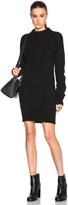 Acne Studios Visa Mohair Sweater Dress
