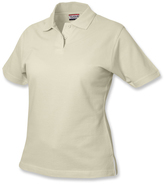 Clique Taupe Marion Polo - Plus Too