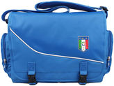 Traveler's Choice TRAVELERS CHOICE Federazione Italiana Giuoco Calcio Travelers Messenger Bag