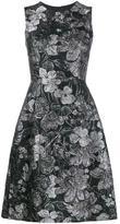 Dolce & Gabbana floral cloqué dress - women - Acetate/Polyester/Silk/Spandex/Elastane - 38
