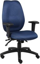 Boss Office Products Ergonomic Multi-Tilt Task Chair With Adjustable Arms