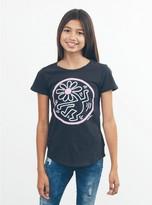 Junk Food Clothing Kids Girls Keith Haring Flower-bkwa-xs