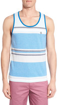 Original Penguin Bird's Eye Stripe Tank