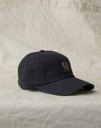 Belstaff PHOENIX LOGO CAP navy