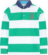 Hackett Striped polo