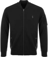 Ralph Lauren Performance Full Zip Sweatshirt Black