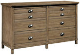 Stone & Leigh Driftwood Park Double Dresser, Natural