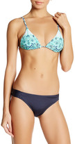 Billabong Beach Triangle Print Bikini Top