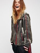 Free People Aurora Bomber
