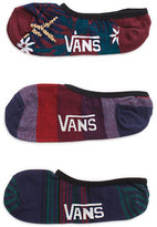 Vans Blanket Stripe Canoodles 3 Pack
