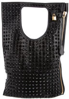 Tom Ford Studded Alix Fold-Over Tote