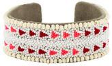 Isabel Marant Beaded Cuff Bracelet