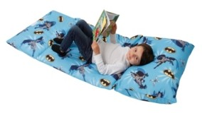NoJo Batman Deluxe Easy Fold Toddler Nap Mat Bedding