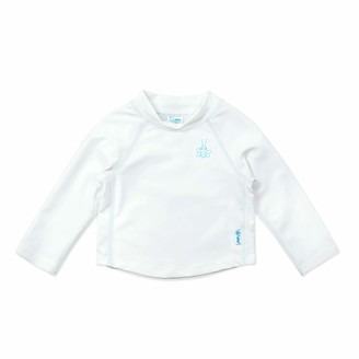 i play. by green sprouts unisex-baby Long Sleeve Rashguard | All-day UPF 50+ sun protectionwet or dry